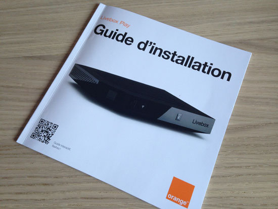 Router installation guide